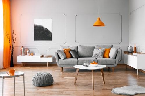 homestaging wohnzimmer beispiel