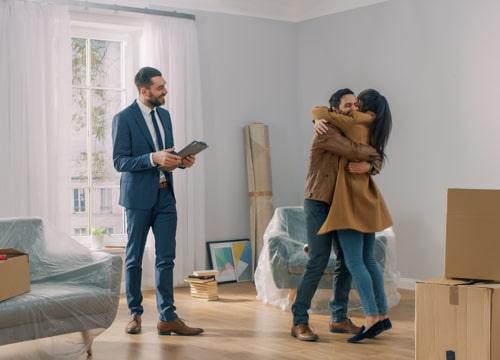 erfolgreich immobilie verkauft
