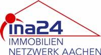 ina 24 immobiliennetzwerk logo