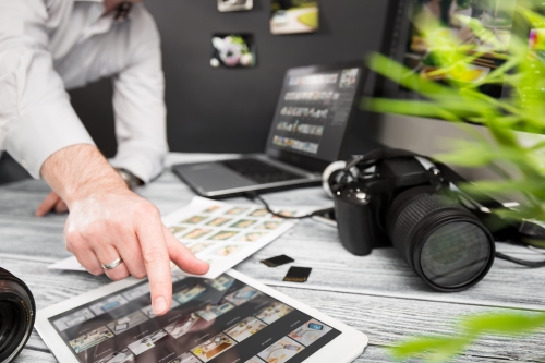 Professionelle Immobilienfotografie Bildauswahl