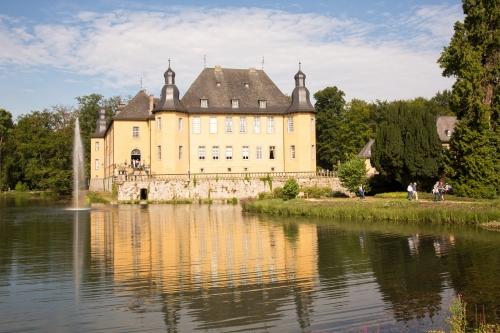 Schloss Dyk Aldenhoven Immobilienmakler